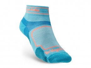 BRIDGEDALE Trail Run UL T2 CS Low Women's - Dámské běžecké ponožky