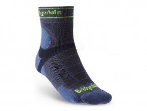 BRIDGEDALE Trail Run UL T2 MS 3/4 Crew - Pánské ponožky