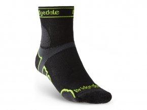 BRIDGEDALE Trail Run LW T2 MS 3/4 Crew - Pánské běžecké ponožky