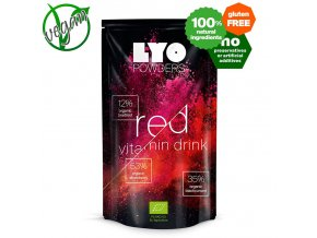 Red Vitamin Drink