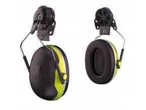 3M PELTOR chrániče sluchu X2P3