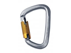 SINGING ROCK D Ocel Triple lock - K4081ZO - karabina
