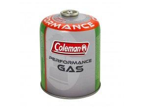 COLEMAN Kartuše typ C 500 Performace - plynová kartuše