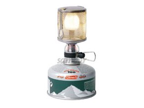 COLEMAN F1 Lite - plynová lampa