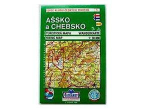 KČT Mapy turistické 1:50000