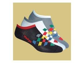 VAVRYS  Low Cut - TRI PACK ponožky - 28324