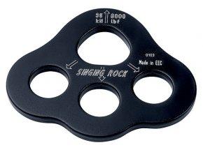 SINGING ROCK Kotvící deska 1/3 - RK713BB