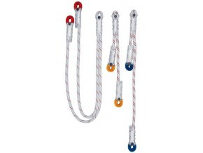 SINGING ROCK Lanyard V 45+25cm - W2200w001