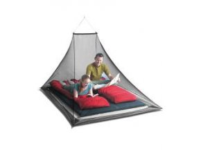 SEA TO SUMMIT Mosquito Nets Double Permethrin - moskytiéra