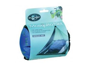 SEA TO SUMMIT Mosquito Nets Single Permethrin - moskytiéra