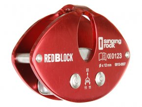 SINGING ROCK RedBlock - K0006RP00