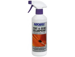 NIKWAX Tent and Gear SolarProof
