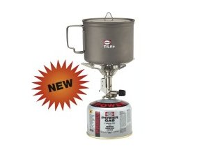 PRIMUS TiLite - plynový vařič bez paliva a hrnec 324680