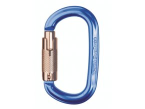 SINGING ROCK Ozone TRIPLE K0018 - Karabina Triple Lock