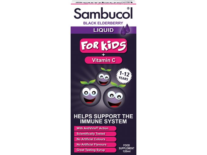 Sambucol For Kids sirup