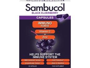 Sambucol Immuno Forte tobolky