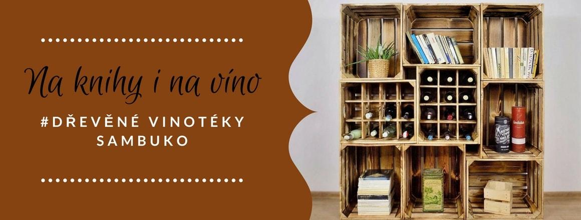 drevene bedynky na vino