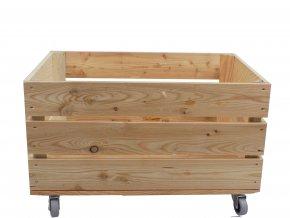 Dřevěná bedýnka PŘEPRAVKA  60x40x30