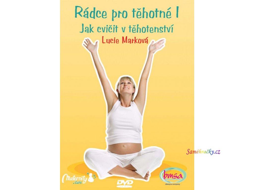 591 dvd radce pro tehotne i jak cvicit v tehotenstvi