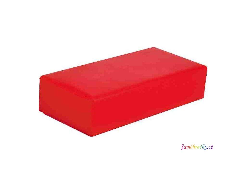 Kvádr střední (Barva Červená)