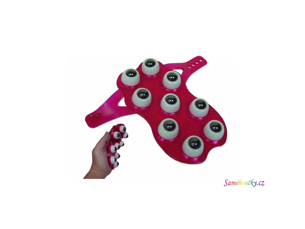 Magnetic Rolling Massager