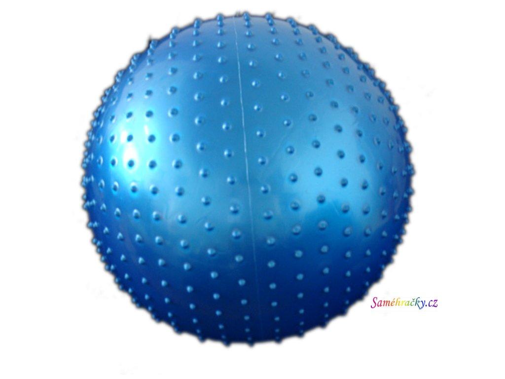 Massage Ball, cvičební míč s výstupky (Průměr 55 cm)