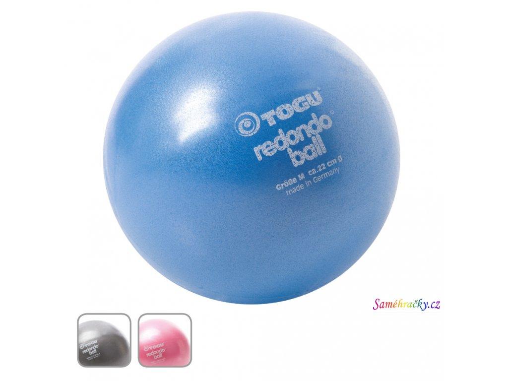 Togu Redondo Ball (Barva Modrá, Průměr 22 cm)