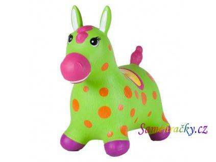 Hop koník FANCY (Barva Červená)