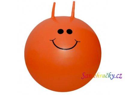 mic skakaci s rukovitky smile 60 cm