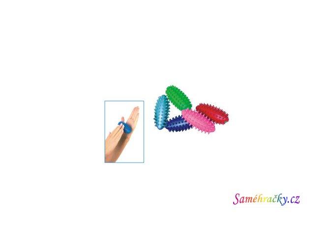 Masážní váleček Senso Togu, 7 cm (Barva mix barev)
