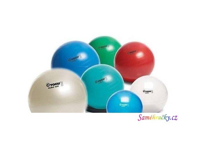 My Ball 65cm Togu (Barva Červená)