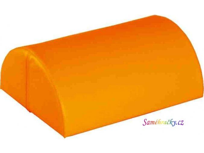 Půlválec střední (Barva Oranžová)