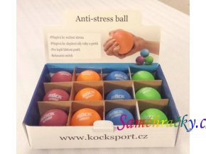24426 antistressball kock 7cm set