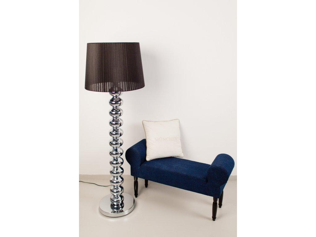 NOVINKA - JEANS BLUE  lavička do obývačky či predsiene