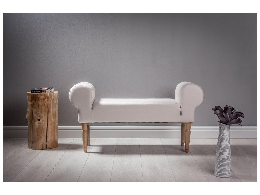 LAVICA NATURAL  lavička do obývačky či predsiene