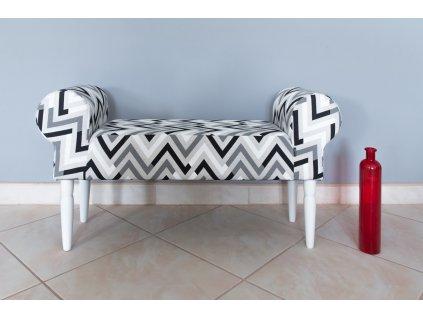 LAVICA MICERINO  lavička do obývačky či predsiene