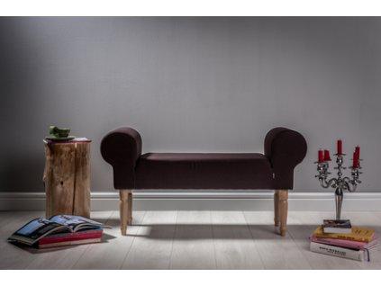 LAVICA ESPRESSO  lavička do obývačky či predsiene