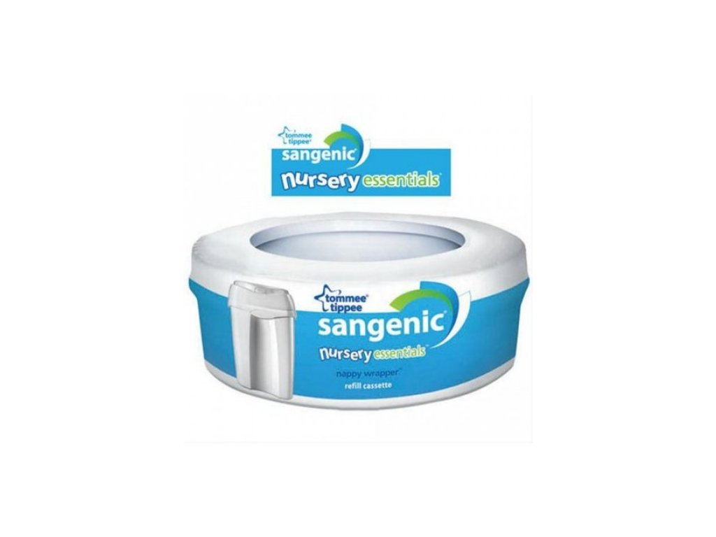 Nursery Essentials cassette - refillable with Sametic foil - 1 pc
