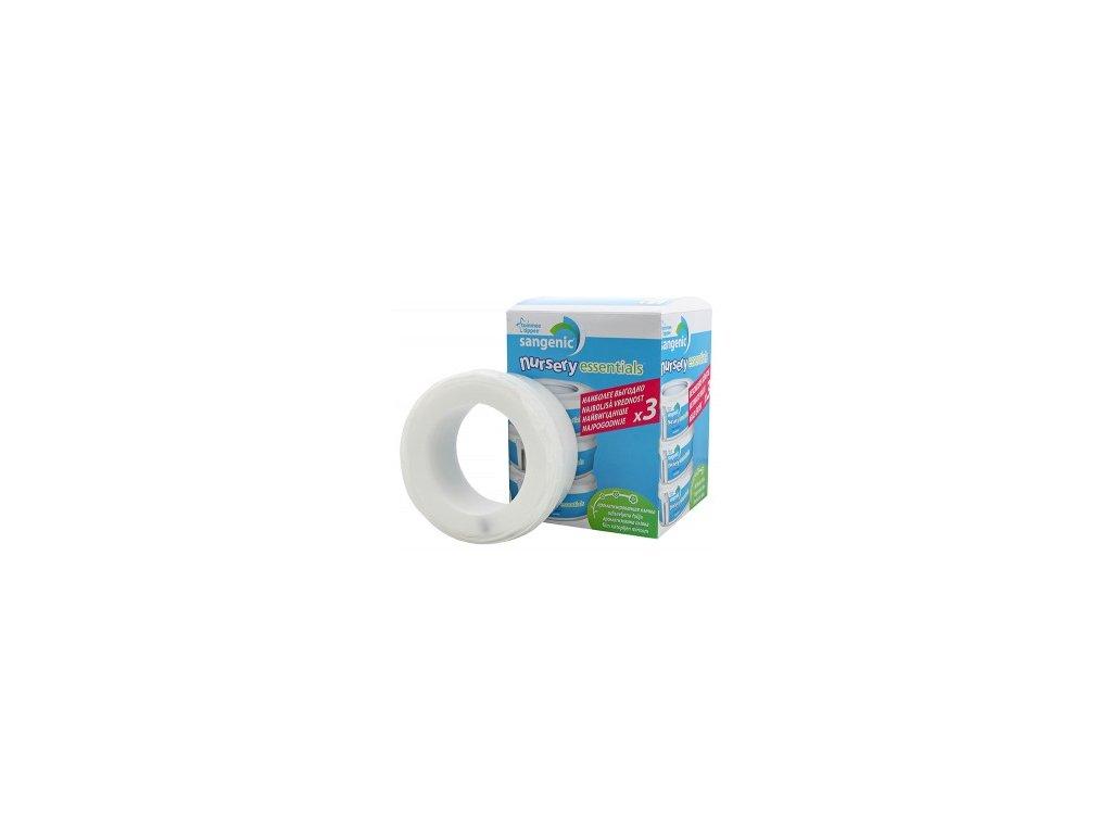 Nursery Essentials cassette - refillable with Sametic foil - 3 pc