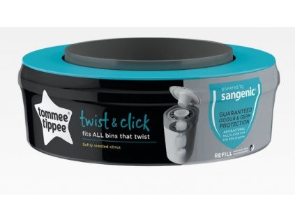 tommee tippee tommee tippee sangenic twist click r