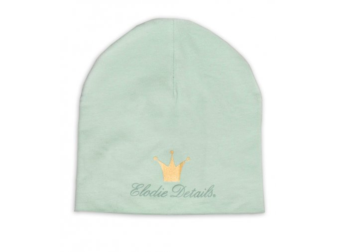 Čepice Logo Beanies Elodie Details - Dusty Green