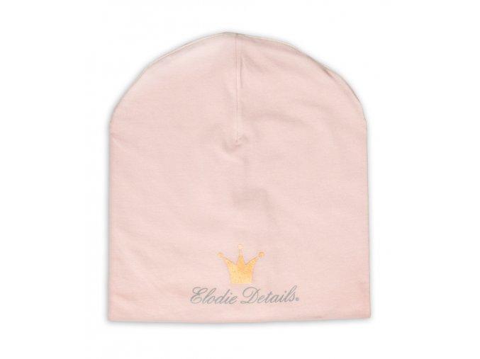 Čepice Logo Beanies Elodie Details - Powder Pink