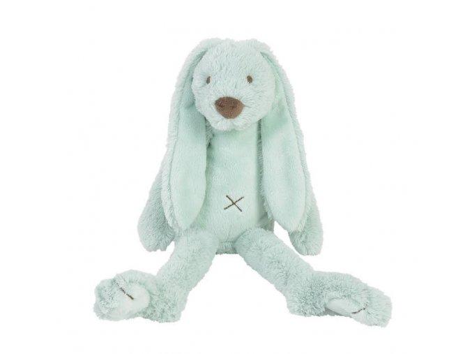 Tyrkysový králíček Richie 38cm