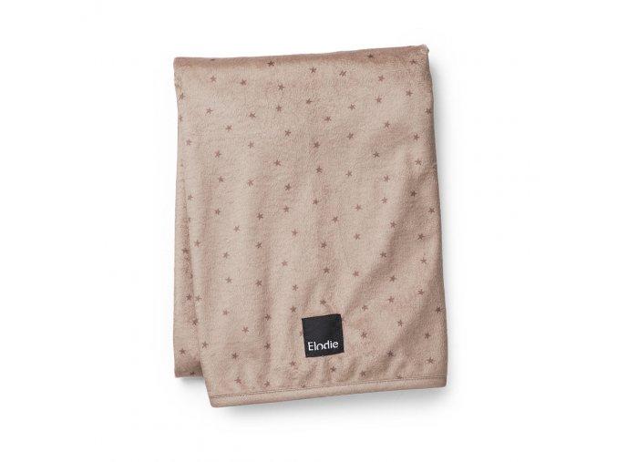Sametová deka Elodie Details - Northern Star Terracotta