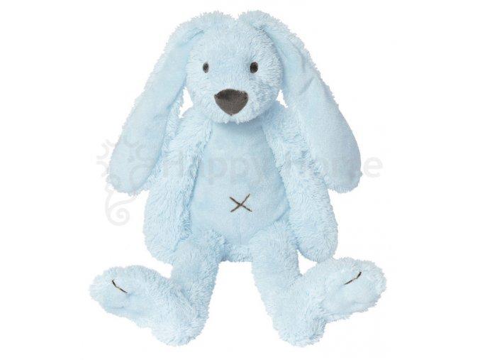 Modrý králíček Richie 38cm