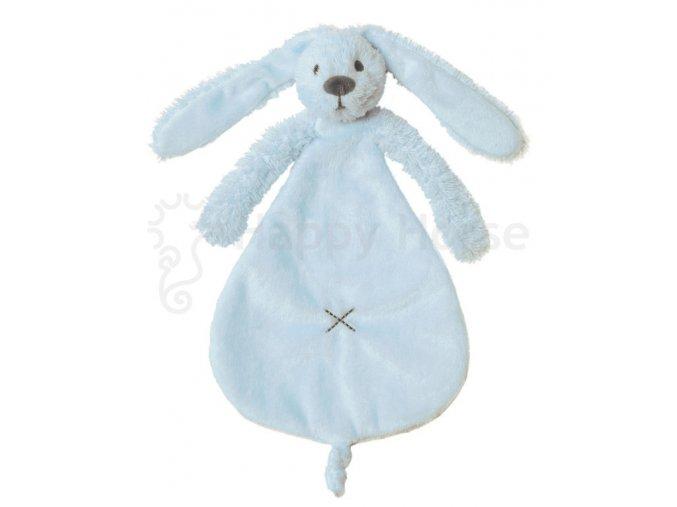 Modrý králíček Richie - přítulka