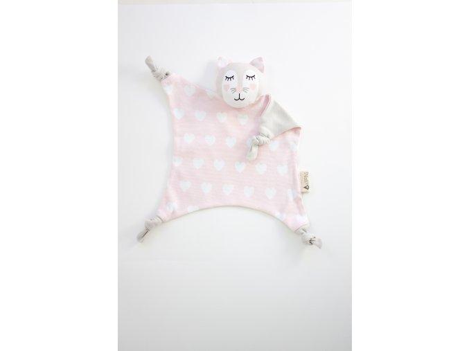 Kippins přítulka - kočička Kitty