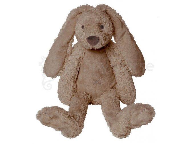 Hnědý králíček Richie 38cm
