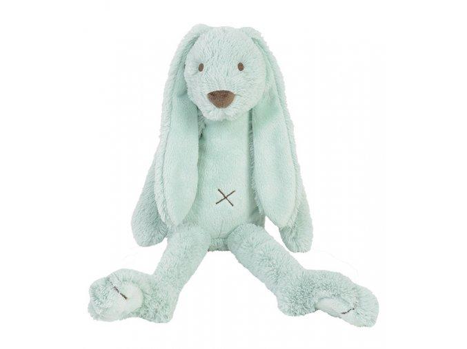 Tyrkysový králíček Richie 58cm