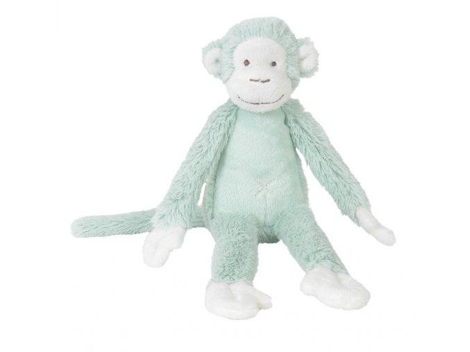 Tyrkysová opička Mickey 43cm
